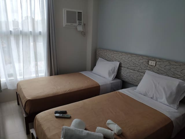 Room good for 2 persons