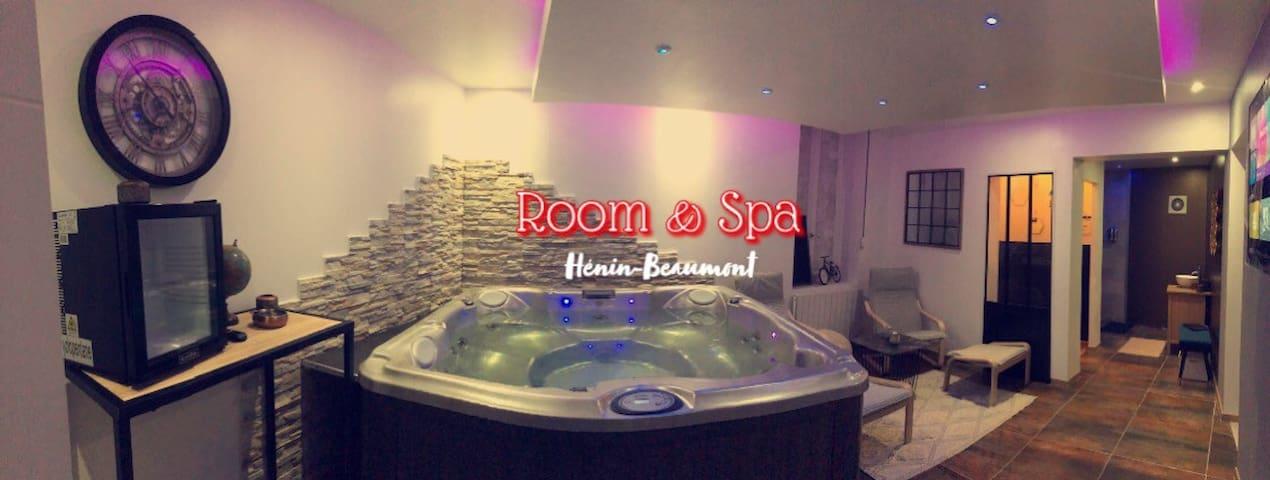 PROMO 2020 Room & Spa 150€ semaine  190€ week-end