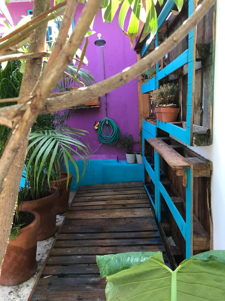 Mexican Tropical House~Private~2 Patios~Location!