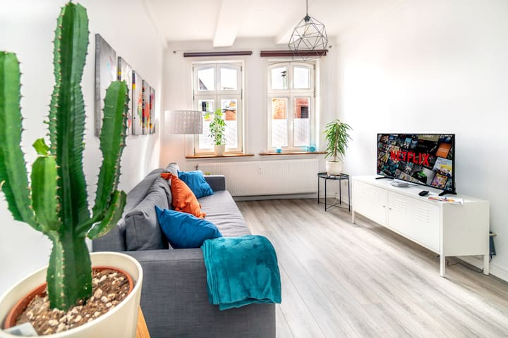 Historic Aparment in top location -Wi-Fi & Netflix