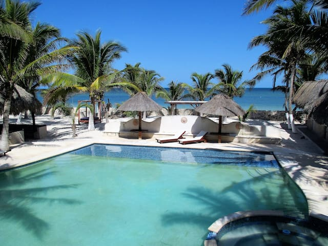 Simply Paradise. Escape To The Yucatan. 7BR/9BA.