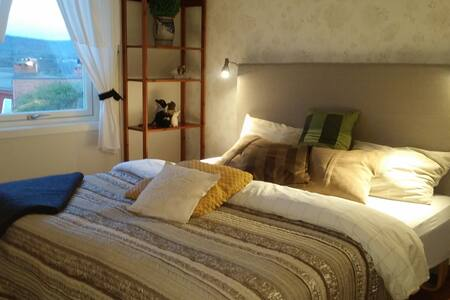 Room1 in quiet area close to nature. 30min to Oslo - Nittedal