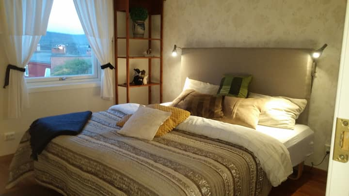Room1 in quiet area close to nature. 30min to Oslo