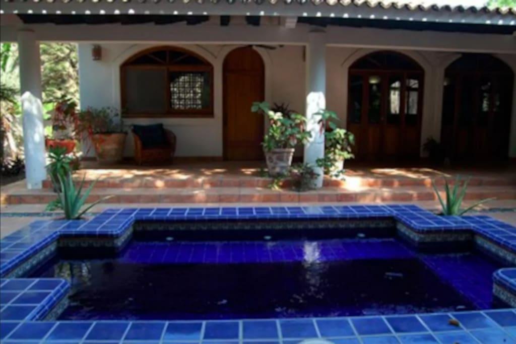 Casa rosa bungalows for rent in san francisco nayarit - 4 bedroom apartment san francisco ...