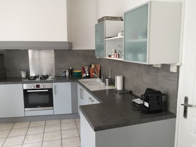 Appartement dans le centre d'Arras - Arras - Apartment