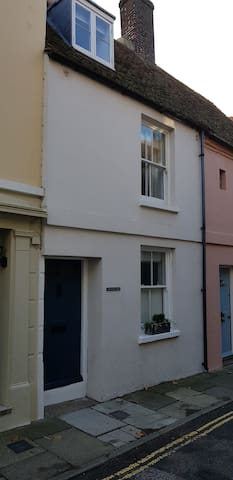 Margery's Folly, Farrier Street, Deal Kent