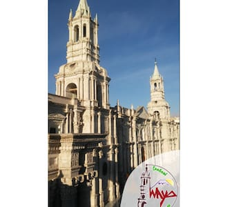 Waya Guest House - Plaza de Armas AQP
