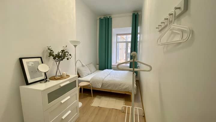 Светлое и уютное жилье в лучшем районе Москвы!