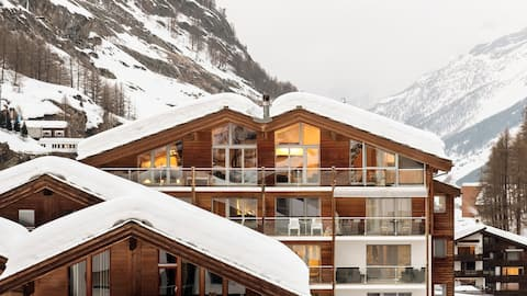 The Zermatt Lodge