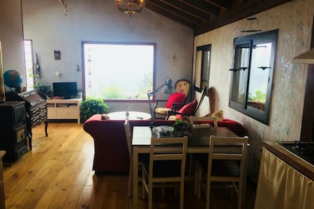 La casita roja