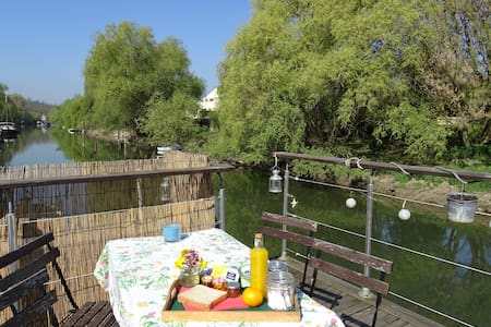 A small paradise at the heart of the nature... - Poissy - Boot