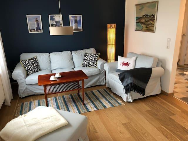 Alter Schwede - Frischrenoviertes Haus Nordsee.