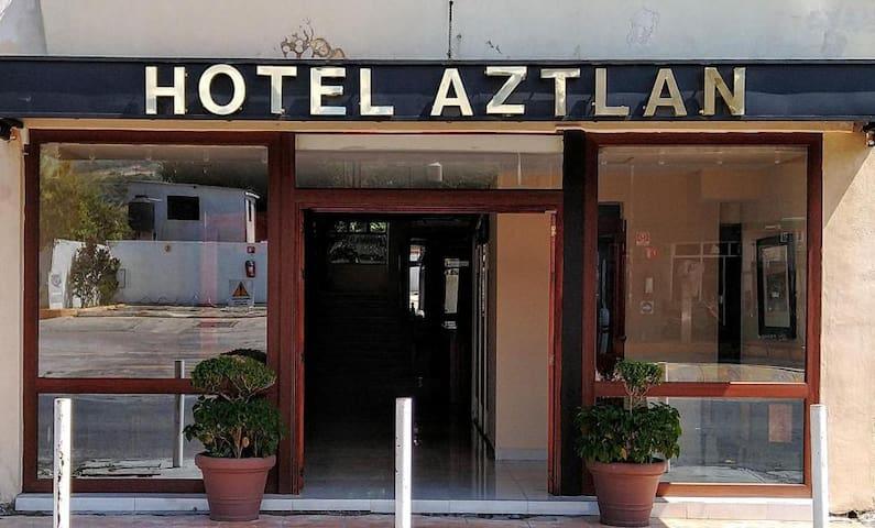 Hotel Aztlán Boutique Urbano Metrópoli de Tepic