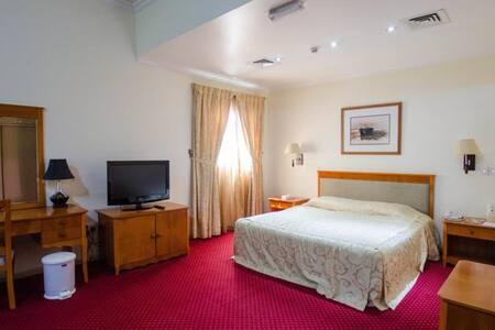 Standard Double Room Near Beach - Sharjah