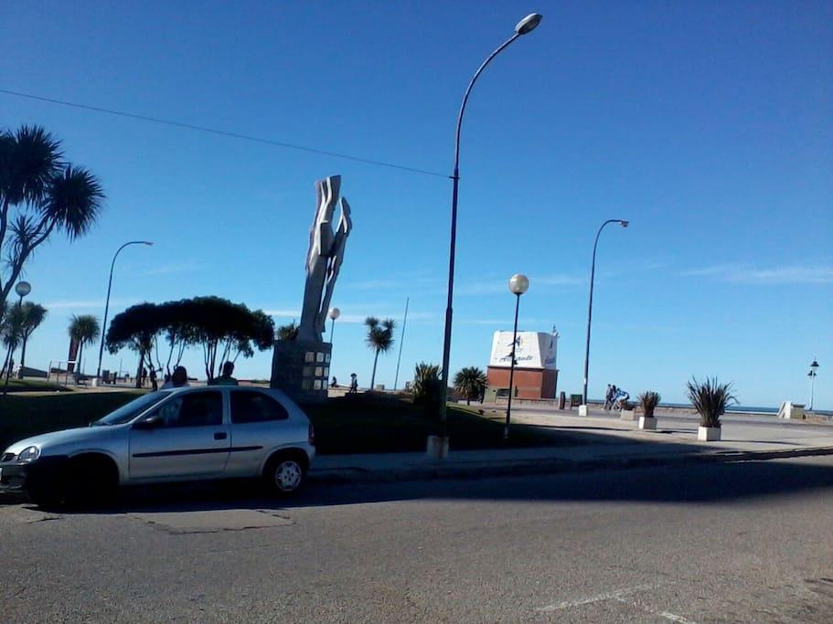 Apartamento a 50 mts de la playa Alicante