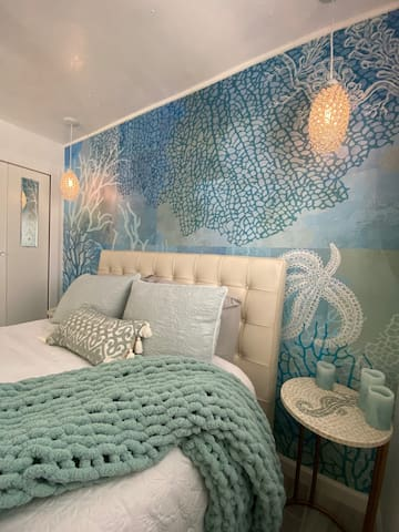 The Sea Gem Studio - Stay Cool by the beach