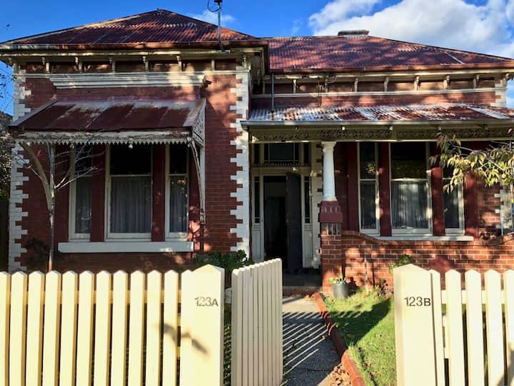 Ballarat Central Home - 123 Albert