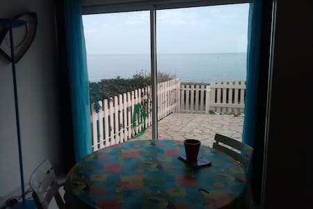 FRONT OF THE SEA AND BEACH 4/6 PAX - Agde - Apartment