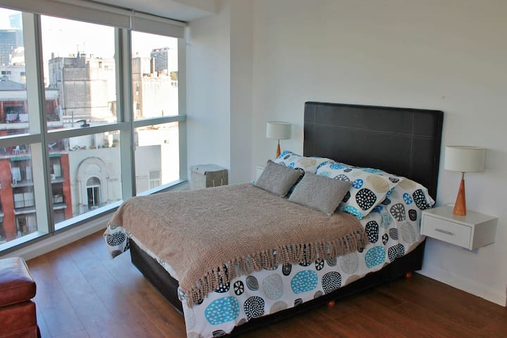 Cozy Apartment close to Main Attractions in City - Buenos Aires - Byt