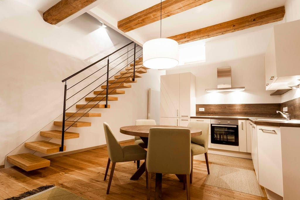 Laubenhaus appartamento su 2 livelli l6 appartamenti for Appartamenti a 2 livelli