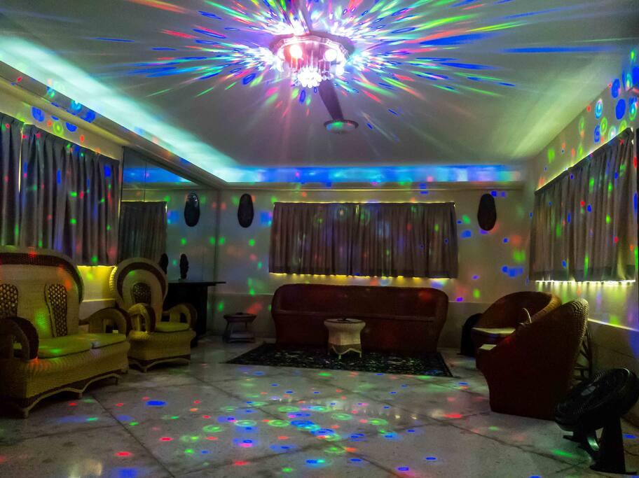 Salón para bailes