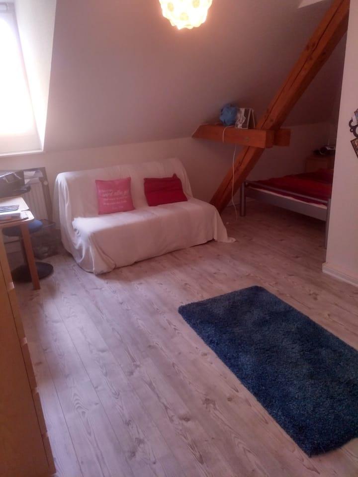 Göttingen schönes Zimmer zentrumsnah