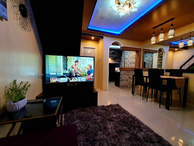 Fully Furnished Townhouse with Netflix in Gensan