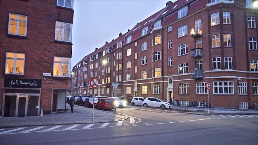 Basic, Aarhus Centrum - Aarhus - Appartement