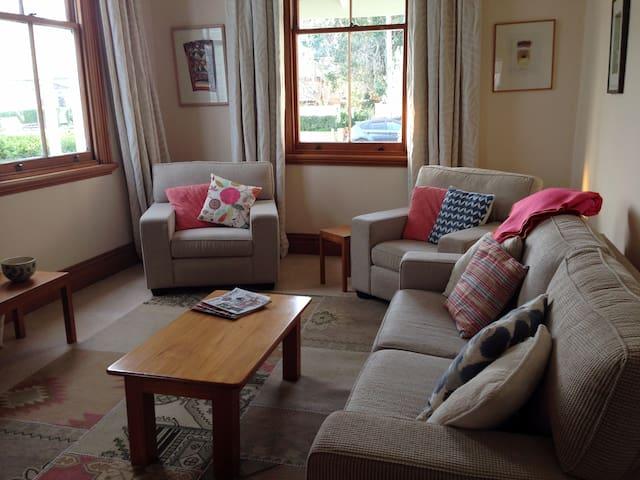 Victorian Seaside Villa - 5 minutes to beach - Auckland - Huis