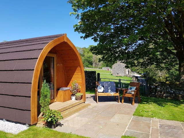 Pen-y-ghent Glamping Pod - Ribblesdale Pods