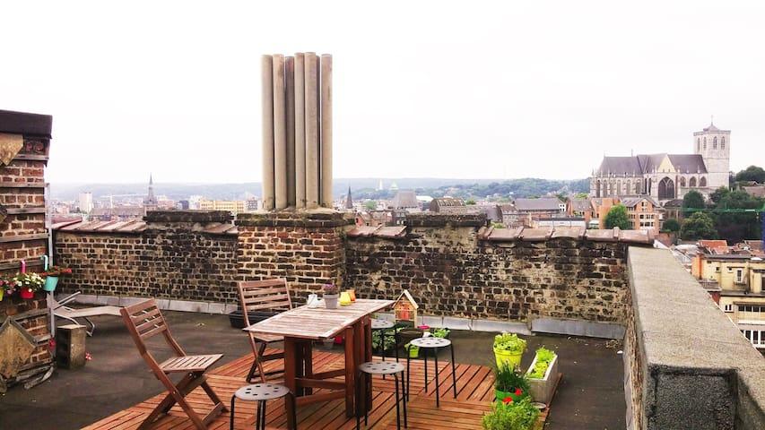 Appartement lumineux dans le centre de Liège - Liège
