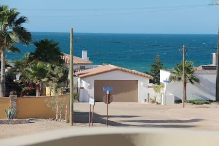 Relaxing, Quiet Ocean View Condo in Las Conchas