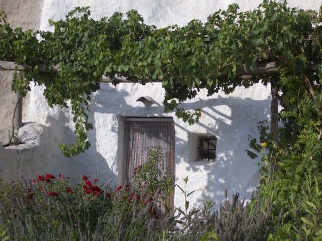 Bonita casa-cueva de 2 plazas