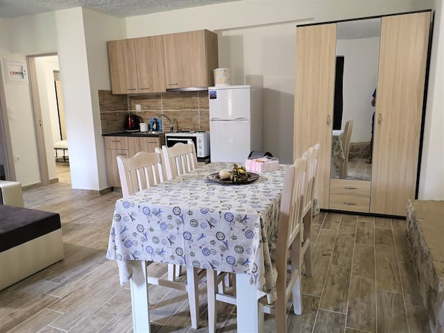 Apartments at Klisouri, Ierissos