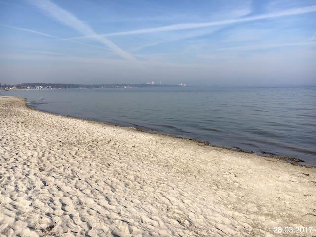 Erholung zwischen Taschensee & Ostsee