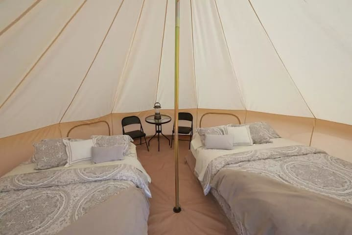 Zion Glamping Adventure - Tent 3