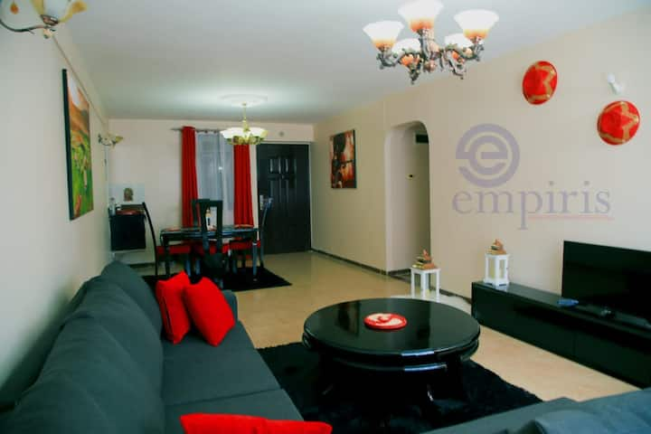Empiris Apartments, come, unwind, enjoy and stay!