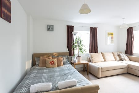 Modern Spacious Townhouse Room - Swansea
