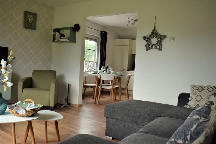 Appartement Langsteeg, nabij Maastricht/Valkenburg