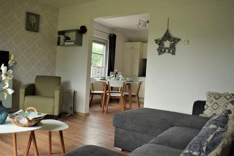 Appartement Langsteeg, near Maastricht/Valkenburg