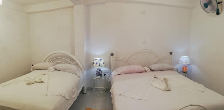 Room 3 in Hostal Casa Confort.