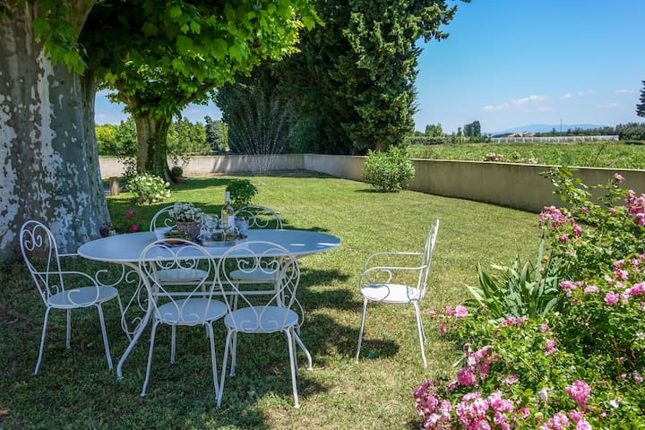 Gîte dans un Mas Provençal - Cavaillon - Lejlighed