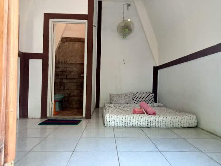 River View Room at Bungalow Suwuk Kebumen