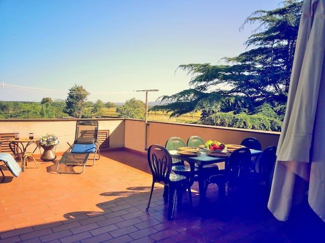 VILLA SICANIA:Relax,Verde e Mare - Piombino - Apartment