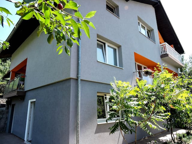 Villa Oasis - Kanton Sarajevo - House