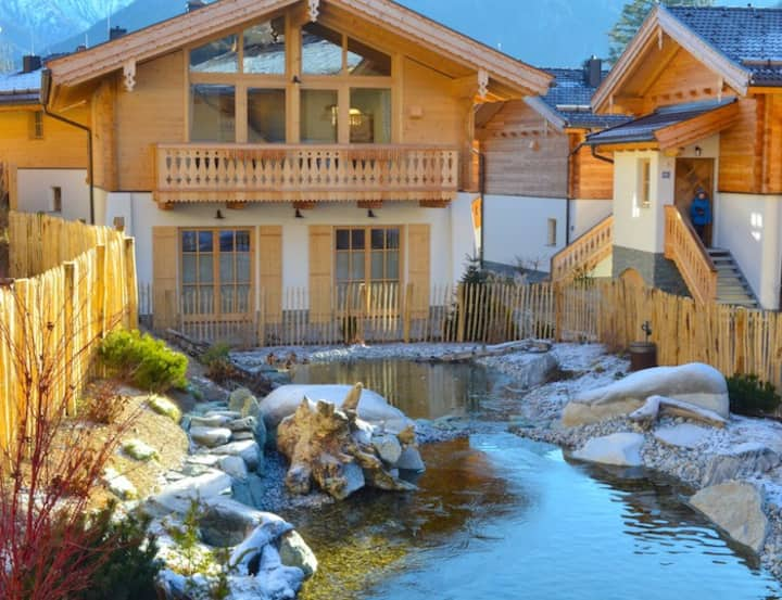 Chalet 13 Am Sonnenhang - typical Austrian chalet in an idyllic location, private sauna