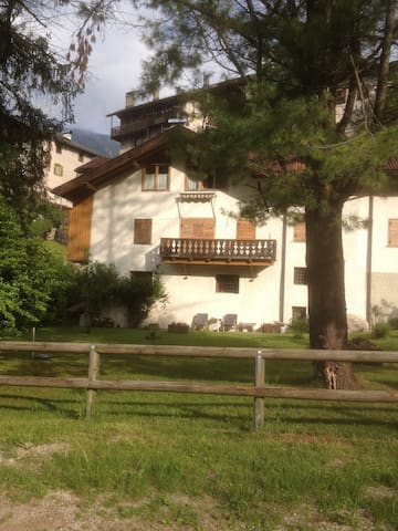 Appartamento tipico di montagna - Tonadico - Lägenhet