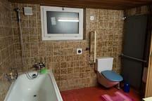 Badezimmer / Badewanne