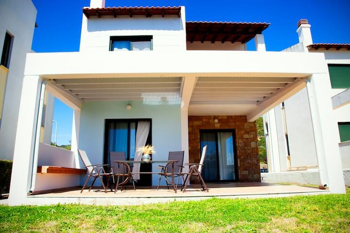 Beautiful summer villa
