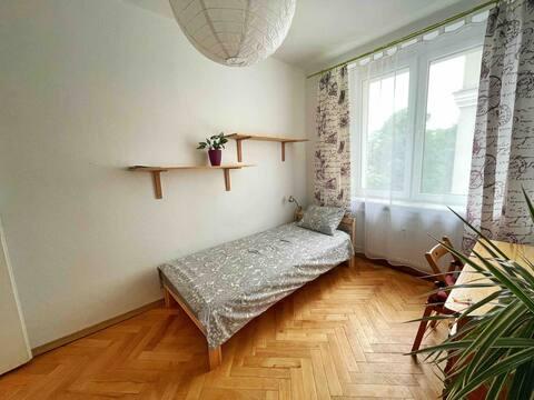 Slnečná izba v centre